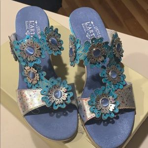 Spring Step L'Artiste Sandals. Awesome!